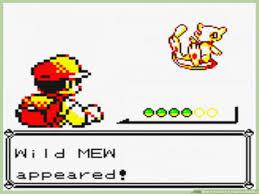 Menu>cheats>gameshark>cole o código na caixa code e dê ok. 4 Ways To Find Mew In Pokemon Red Blue Wikihow