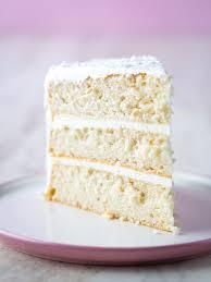 gluten free white cake recipe photo