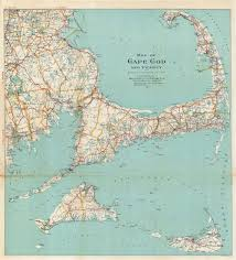 Map Of Cape Cod And Vicinity Geographicus Rare Antique Maps