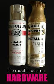 best spray paint for furnitureLiveLoveDIY 10 Spray Paint Tips What You Never Knew About Spray