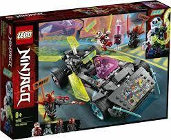 LEGO 71710 NINJAGO Ninja-Tuning-Fahrzeug Spreizklingen Bauset Spielzeug B- WARE