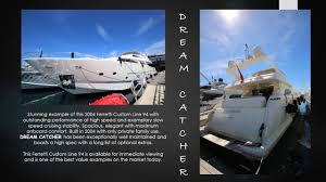 Dream Catcher Airplane 100 Ferretti Custom Line Dream Catcher Sales Brochure YouTube 44