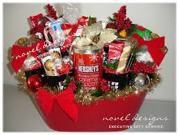 Novel Designs, LLC of Las Vegas Custom XL Holiday Gift Basket, Las Vegas  Corporate