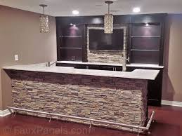 modern basement bar. Decorating:Interior Cool Modern Basement Remodeling Ideas Plus Decorating Astounding Pictures 34 Awesome Bar