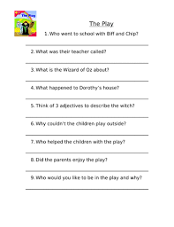 These free worksheets are printable and designed to accommodate any lesson plan for reading that includes phonics. Stage 4 Oxford Reading Tree Comprehension Activities Teaching Resources