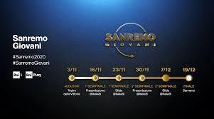 Sanremo Giovani 2020 si scelgono i finalisti: stasera su Rai ...