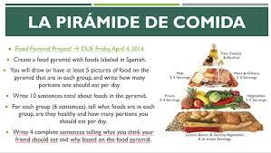 Food Pyramid Project
