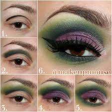 witch eyes makeup spellbound witch eye make up tutorial the clic