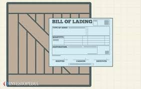 bill of loading bill of lading
