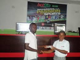 Bildergebnis für betting shop nigeria