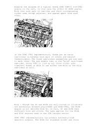 vtec explained 3 examine the diagram of a typical honda