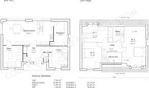 Plan Maison Moderne Gratuit 10 Pdf Format Home Plans Blueprints