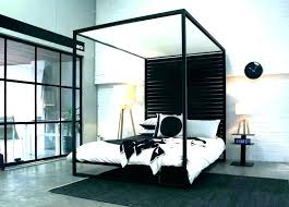 modern 4 poster bed. Plain Modern Modern Four Poster Bed Frame 4   And Modern Poster Bed