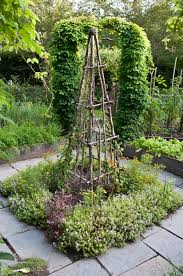 Kitchen Garden Book In Love With This Trellis From The Book The Complete Kitchen