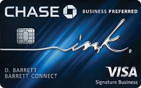 Chase Ink Business Preferred Credit Card Chasecom
