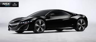 acura nsx 2015 black. black acura nsx concept nsx 2015 c