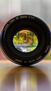 canon lens iphone se wallpaper