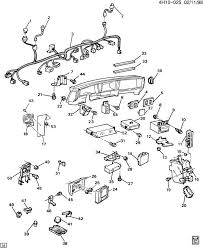 similiar 1997 buick lesabre parts diagram keywords buick lesabre parts diagrams instrument panel part 2 for 1998 buick