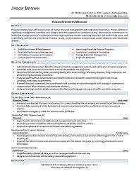 Hr Assistant Sample Resume Resume For Study