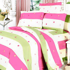 colorful life 100 cotton 5pc mega duvet cover set twin size