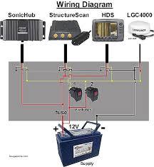 lowrance hds wiring diagrams wiring diagram 2018 lowrance elite 5 installation manual at Lowrance Elite 5 Dsi Wiring Diagram