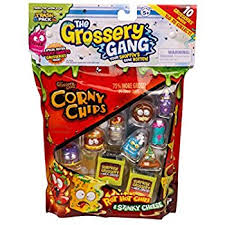 Grossery Gang Vending Machine Beauteous Amazon The Grossery Gang Season 48 Vile Vending Machine Package