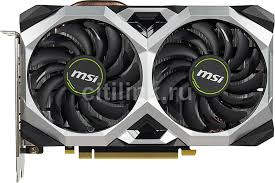Купить <b>Видеокарта MSI</b> nVidia <b>GeForce RTX</b> 2060 , RTX 2060 ...