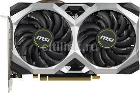 Купить <b>Видеокарта MSI</b> nVidia <b>GeForce RTX</b> 2060 , RTX 2060 ...