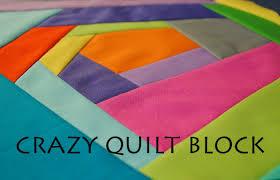 Crazy Quilt block Tutorial - & Crazy Quilt block Tutorial Adamdwight.com