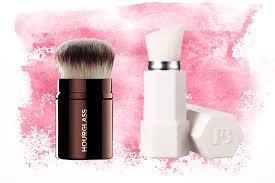 retractable makeup brush travel