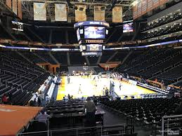 Thompson Boling Arena Section 114 Rateyourseats Com