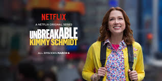 Tina Fey Created Unbreakable Kimmy Schmidt For The Interactive Special For Netflix in 2020