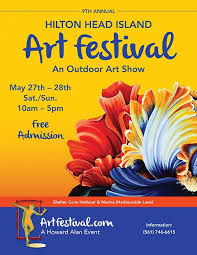 Annual Hilton Head Island Art Festival With Craft