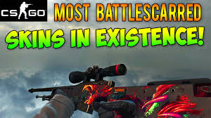 High Float Cs Go The Most Battle Scarred Skins In Existence High Float