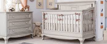 silver nursery furniture. antonio collection in silver frost nursery furniture m