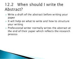 Abstract Essay Format What Is An Abstract Paper Business Research Paper Abstract Example