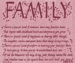 family love poems