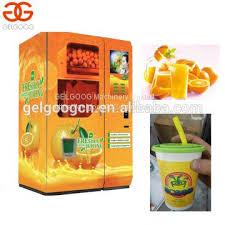 Fresh Squeezed Orange Juice Vending Machine Interesting Fresh Orange Juice Vending Machine For Sale Of Fruit And Vegetable