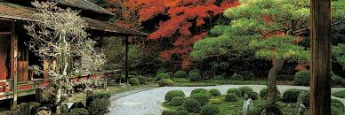 Nature crafted by man. Japanese Gardens