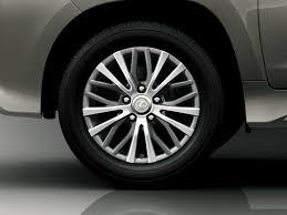 285 50r20 Tire And Aluminum Wheel Toyota Global Newsroom