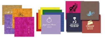 custom personalized napkins. personalized wedding napkins bridal shower monogrammed photo party custom logo