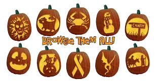 Small Pumpkin Carving Patterns