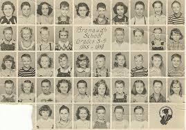 Bronaugh Missouri School 1948