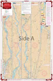 Chart 14782 Champlain Canal And South Lake Champlain Navigation Chart 11
