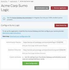 sumo logic duo protection for sumo logic duo security