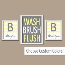 the shop gray and yellow bathroom wall art on wanelo canvas prints for concerning bathroom canvas prints ideas on grey and yellow wall art canada with top wonderful bathroom wall art set of 3 pottery barn for wall art