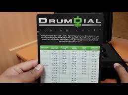 Drumdial Tuning Chart Drumdial Digital Drum Tuner Unboxing Youtube