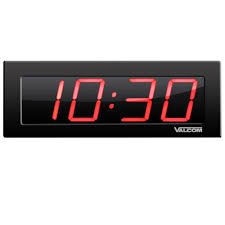 digital office wall clocks digital. 4-Digit Digital Wall Clocks Office W