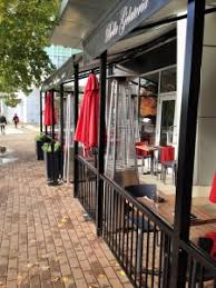 restaurant patio fence. Interesting Restaurant Aesthetics Versatility ROI Restaurant Fences Vancouver With Patio Fence