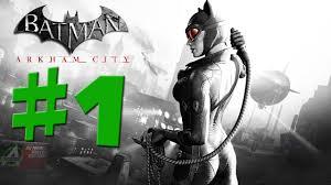 batman arkham city catwoman walkthrough gameplay part 1 hd x360 ps3 pc you